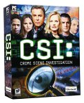 CSI: Crime Scene Investigation for PC last updated Jun 28, 2003