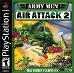 Army Men: Air Attack 2 for PlayStation last updated May 05, 2003
