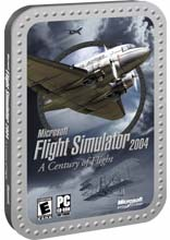 Microsoft Flight Simulator 2004: A Century of Flight PC