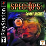 Spec Ops: Covert Assault PSX