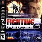 Fighting Force 2 PSX