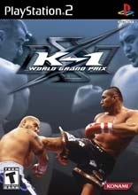 K-1 World Grand Prix PS2