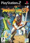Dragon's Lair 3D PS2