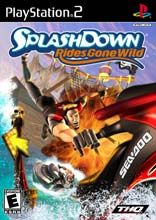 SplashDown: Rides Gone Wild PS2
