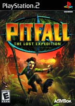 Pitfall: The Lost Expediton PS2
