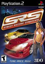 Street Racing Syndicate PS2