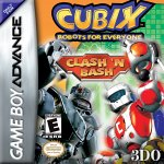 Cubix Robots for Everyone: Clash 'N Bash GBA