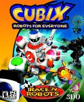Cubix Robots for Everyone: Race n' Robots PC