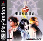 Final Fantasy 8 PlayStation