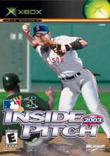 MLB Inside Pitch 2003 Xbox