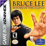 Bruce Lee: Return of the Legend GBA