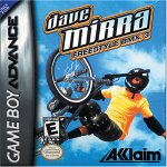Dave Mirra Freestyle BMX 3 GBA