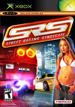 Street Racing Syndicate Xbox