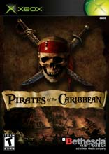 Pirates of the Caribbean Xbox