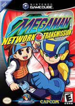 Megaman Network Transmission GameCube