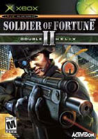 Soldier of Fortune II: Double Helix Xbox