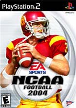 NCAA Football 2004 PS2