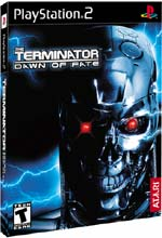 Terminator: Dawn of Fate PS2