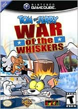 Tom and Jerry: War of the Whiskers GameCube