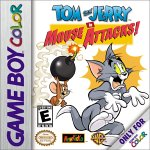Tom & Jerry: Mouse Attacks Game Boy
