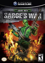 Army Men: Sarge's War GameCube