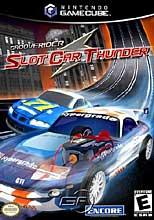 Grooverider: Slot Car Thunder GameCube