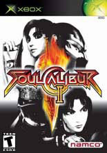 Soul Calibur II for Xbox last updated Oct 01, 2003