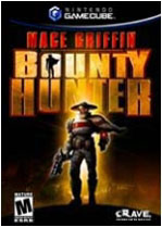 Mace Griffin Bounty Hunter GameCube