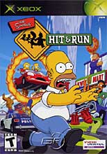 The Simpsons: Hit & Run Xbox