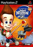Jimmy Neutron Jet Fusion PS2