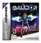 Galidor: Defenders of the Outer Dimension GBA