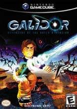 Galidor: Defenders of the Outer Dimension GameCube