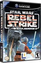 Star Wars Rogue Squadron III: Rebel Strike GameCube