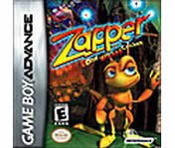 Zapper for Game Boy Advance last updated Aug 09, 2003