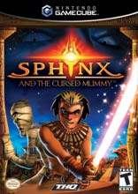 Sphinx and the Cursed Mummy GameCube