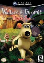 Wallace and Gromit GameCube