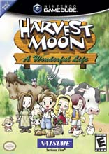 Harvest Moon: A Wonderful Life for GameCube last updated Jul 18, 2010
