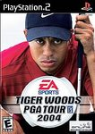 Tiger Woods PGA Tour 2004 PS2