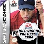 Tiger Woods PGA Tour 2004 GBA