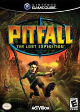 Pitfall: The Lost Expedition GameCube