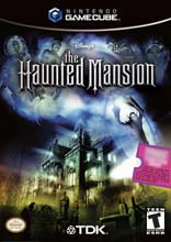 Haunted Mansion GameCube