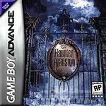 Haunted Mansion GBA