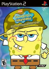 SpongeBob: The Battle for Bikini Bottom PS2