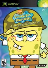 SpongeBob: The Battle for Bikini Bottom Xbox