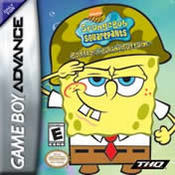 SpongeBob: The Battle for Bikini Bottom GBA