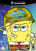 SpongeBob: The Battle for Bikini Bottom GameCube