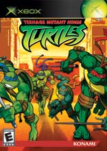 Teenage Mutant Ninja Turtles Xbox