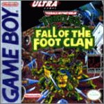 Teenage Mutant Ninja Turtles: Fall of the Footclan Game Boy