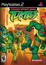 Teenage Mutant Ninja Turtles PS2