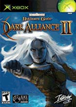 Baldur's Gate: Dark Alliance II Xbox